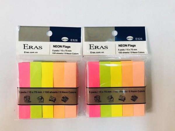 Giấy nhớ 5 màu (E526)