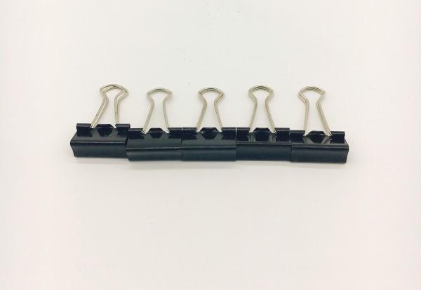 Kẹp đen 25 mm E513