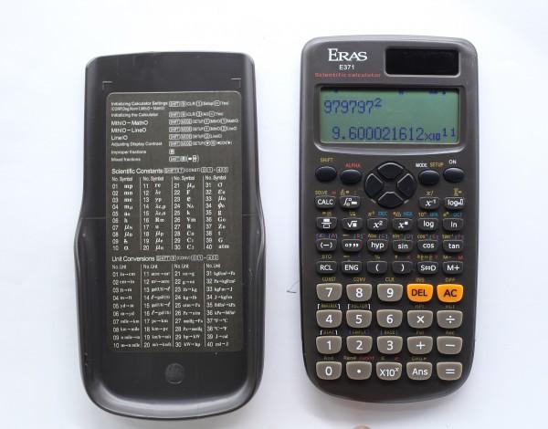 Máy tính Khoa học E371