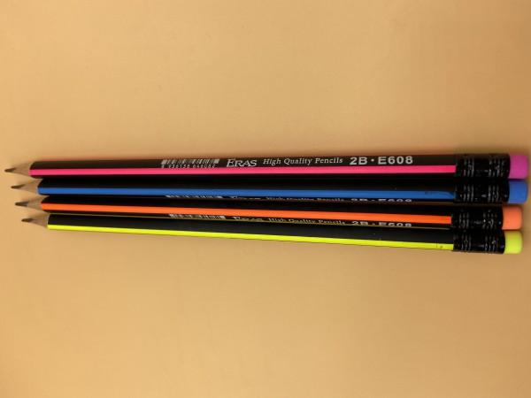 Chì Neon Eras 3 cạnh 20B E608